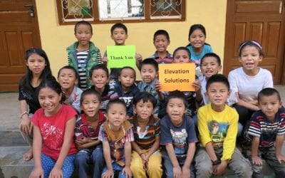 Elevation Solutions sponsored dental care in nepal