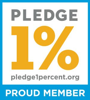 Pledge 1% Proud Member